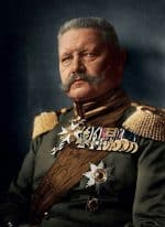 Paul von Hindenburg Presidential Elections 1932