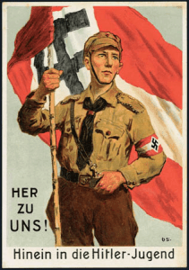 Nazi youth propaganda