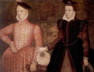 Mary, Queen of Scots arrival in England 1568