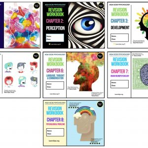 AQA GCSE Psychology Textbooks