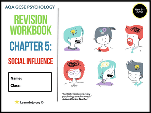 GCSE Psychology Social Influence