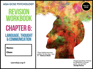 GCSE Psychology, Language, Thought and Communication